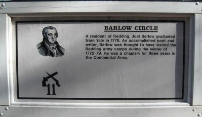 Barlow Circle Marker image. Click for full size.