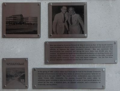 Max Heller Legacy Plaza -<br>Economic Diversity: Bottom Two Panels Photo, Click for full size