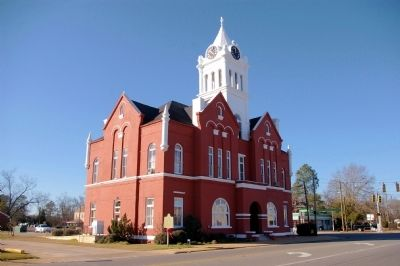 Schley County Courthouse image. Click for full size.