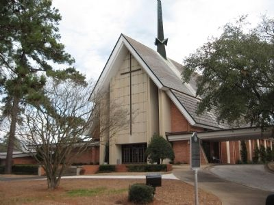 First United Methodist Church of Lufkin image. Click for full size.