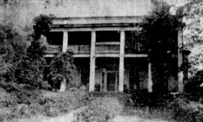 Bratton House image. Click for full size.