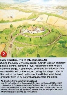 Early Christian: 7th to 8th centuries AD image. Click for full size.