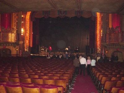 Interior Views of The Alabama Theatre image. Click for full size.