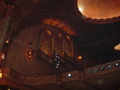 Interiors Views Of The Alabama Theatre image. Click for full size.