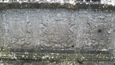 Coats of Arms on Tomb of Sir Lucas Dillon image. Click for full size.