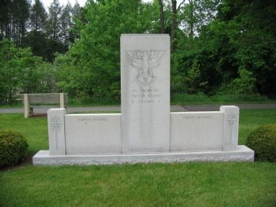 112th Infantry Regiment Memorial image. Click for full size.