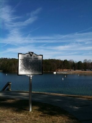 Lake Jocassee Boat Ramp image. Click for full size.