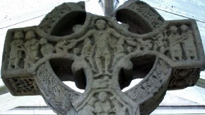 Market Cross West Face image. Click for full size.
