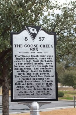 The Goose Creek Men Photo, Click for full size