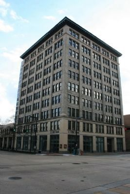 The 10-Story Woodward Building built in 1902. image. Click for full size.