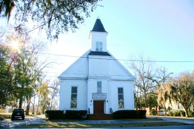 Primitive Baptist Church image. Click for full size.