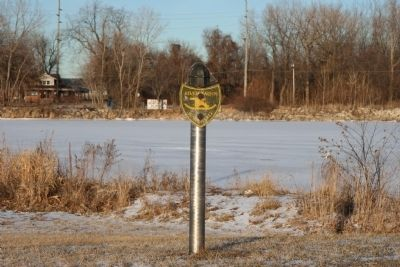 First Battle of the River Raisin Marker Photo, Click for full size