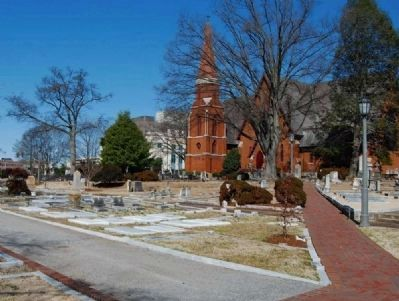 Christ Church (Episcopal) and Cemetery image. Click for full size.