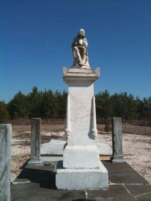 James Burchell Richardson Grave Marker image. Click for full size.