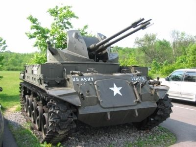 M42A1 Duster image. Click for full size.