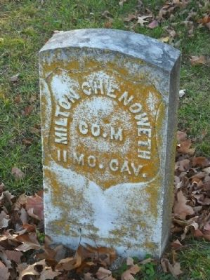 Park Cemetery GAR Monument Marker Photo, Click for full size