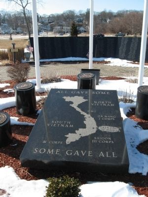 West Haven Vietnam Veterans Memorial Photo, Click for full size