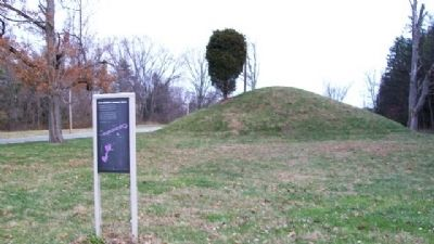 Twin Mounds & Parallel Walls Marker Photo, Click for full size