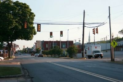 Gault Avenue (Highway 11) Downtown Fort Payne image. Click for full size.