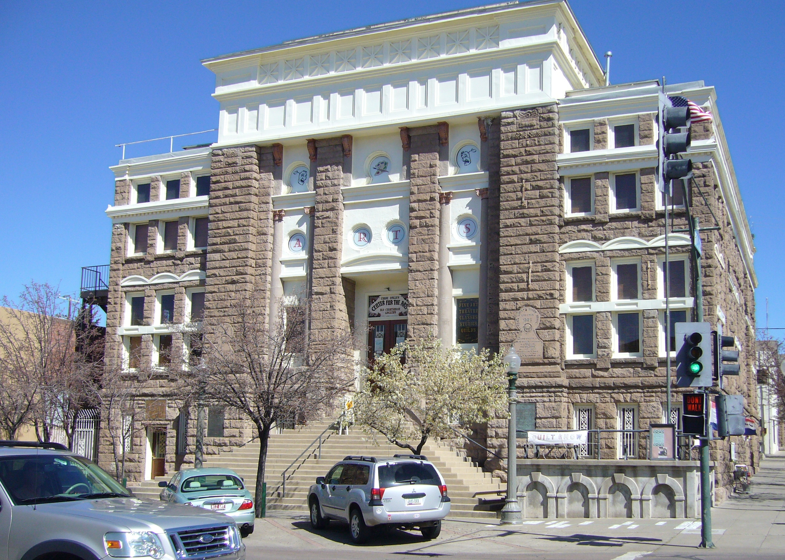 Old Gila County Courthouse