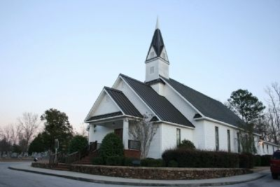 Harkey's Chapel United Methodist Church image. Click for full size.