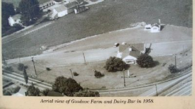 Goodnoe Farm & Dairy Bar Photo on Marker image. Click for full size.