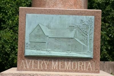 Avery Memorial Marker image. Click for full size.
