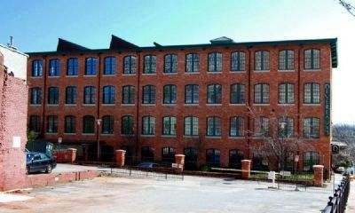 American Cigar Factory -<br>West Facade Photo, Click for full size