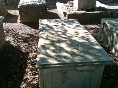 Captin Michael Watson's Grave Photo, Click for full size