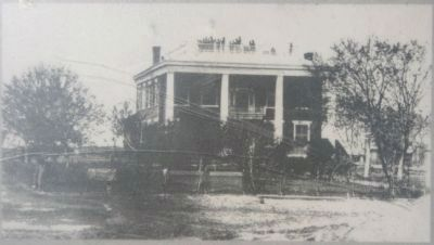 Burleson House image. Click for full size.
