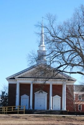 Ebenezer Presbyterian Church image. Click for full size.