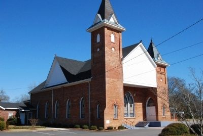 Pee Dee Union Baptist Church image. Click for full size.
