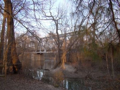 Today's Railroad Bridge over the Neuse River image. Click for full size.