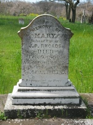 Mary Rhoads image. Click for full size.