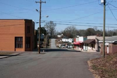 Downtown Altoona, Alabama image. Click for full size.