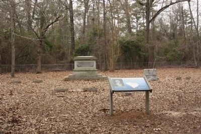 Thomas Sumter Marker and Memorial image. Click for full size.