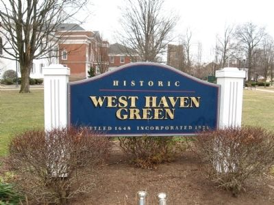 Historic West Haven Green image. Click for full size.