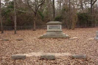 Sumter Grave site Photo, Click for full size