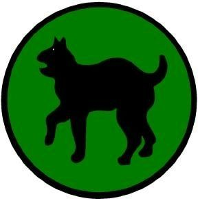 81st Infantry Division Insignia Photo, Click for full size