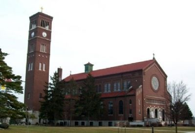 St. Michael's Roman Catholic Church image. Click for full size.