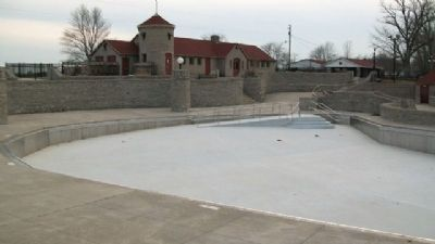 Columbus Grove Municipal Pool image. Click for full size.