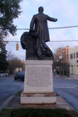 George Davis UDC Monument (east face) Photo, Click for full size
