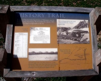 History Trail Marker image. Click for full size.