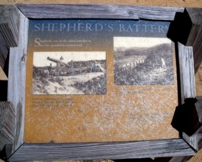 Shepherd's Battery Marker image. Click for full size.