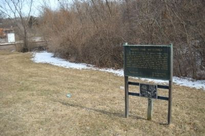 Byram's Ford Battlefield Marker Photo, Click for full size
