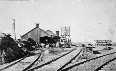 Alameda Terminus of the 1st Transcontinental Railroad Photo, Click for full size