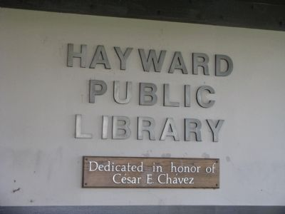 Hayward Public Library image. Click for full size.
