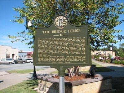 Bridge House Marker image. Click for full size.