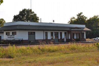 Historic Corinth Depot and Crossroads Museum image. Click for full size.