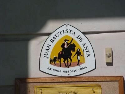 This Site is Also on the Original Juan Bautista de Anza National Historic Trail image. Click for full size.